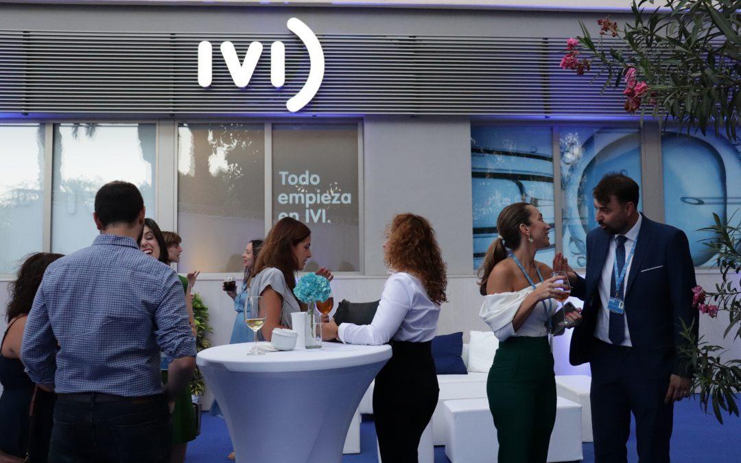 Clínica IVI en Málaga invita a La Temporal a su inauguración