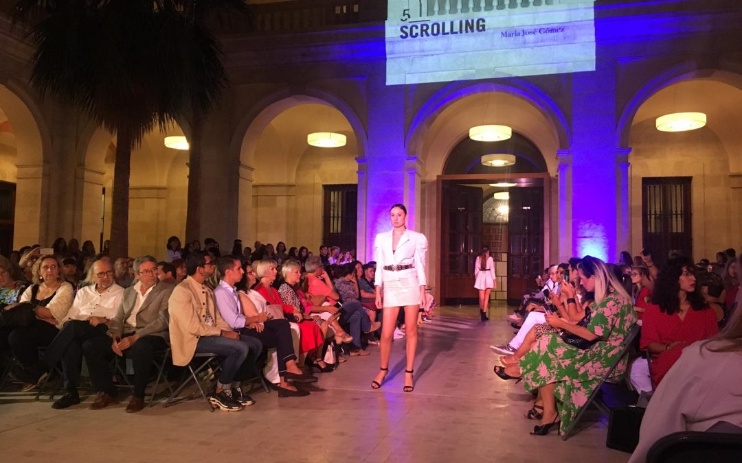 Desfile de moda «ST 07 Fashion Show» en Málaga