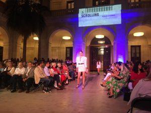 Desfile San Telmo Fashion Show en Málaga