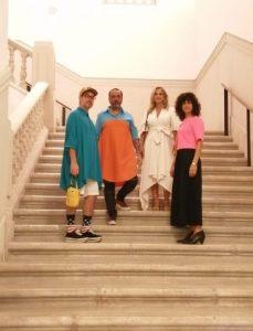 Jurado de la San Telmo Fashion Show