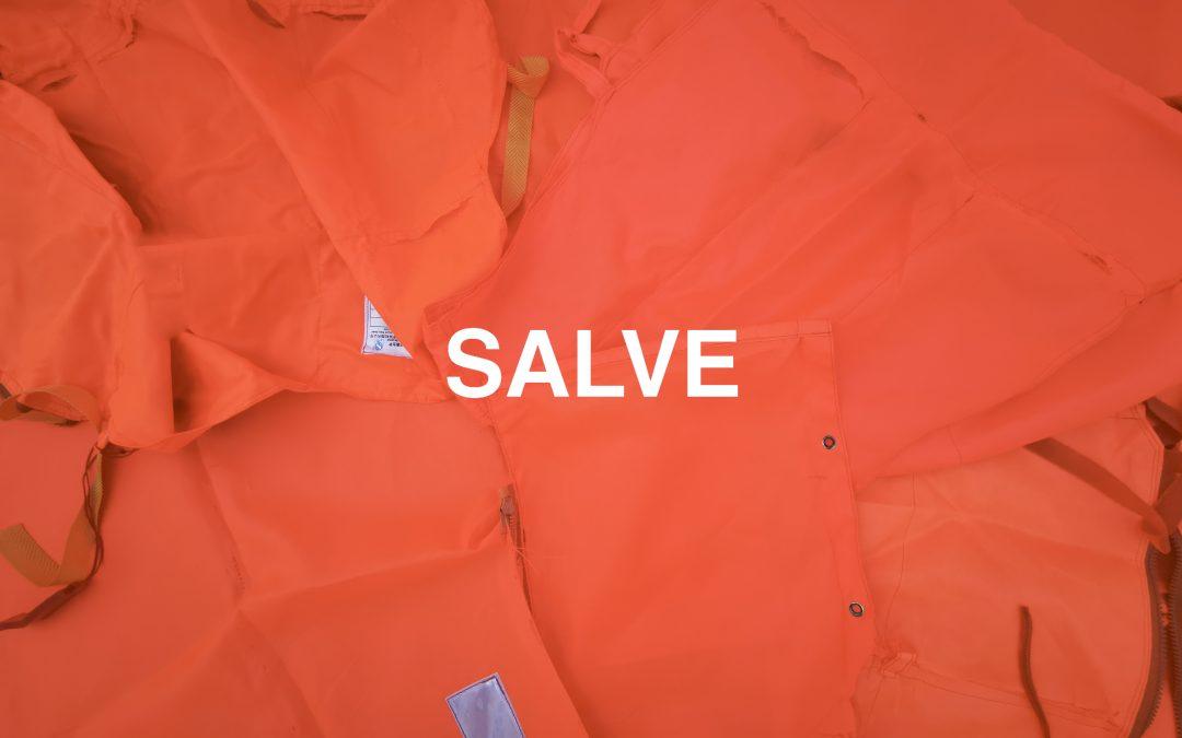 El nuevo proyecto artístico de Ernesto Artillo, SALVE