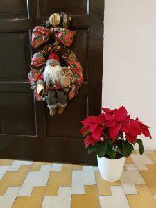 Detalles navideños en La Temporal