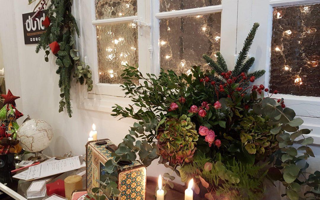 Las distintas cenas de Navidad